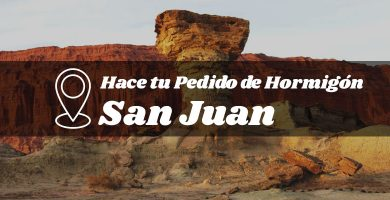 Precio del hormigón industrializado en la provincia de San Juan