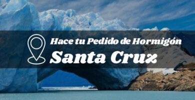 Precio del hormigón preparado en la provincia de Santa Cruz
