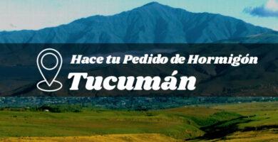 Hormigón industrializado en la provincia de Tucumán