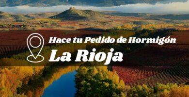 Plantas de hormigón industrializado en La Rioja