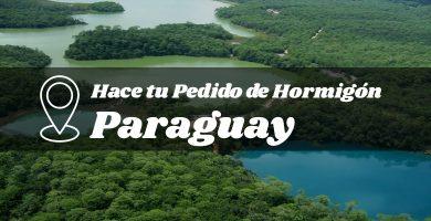 Hormigón preparado en la provincia de Paraguay